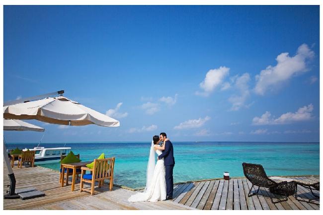 如何選擇婚紗照中的放大照片