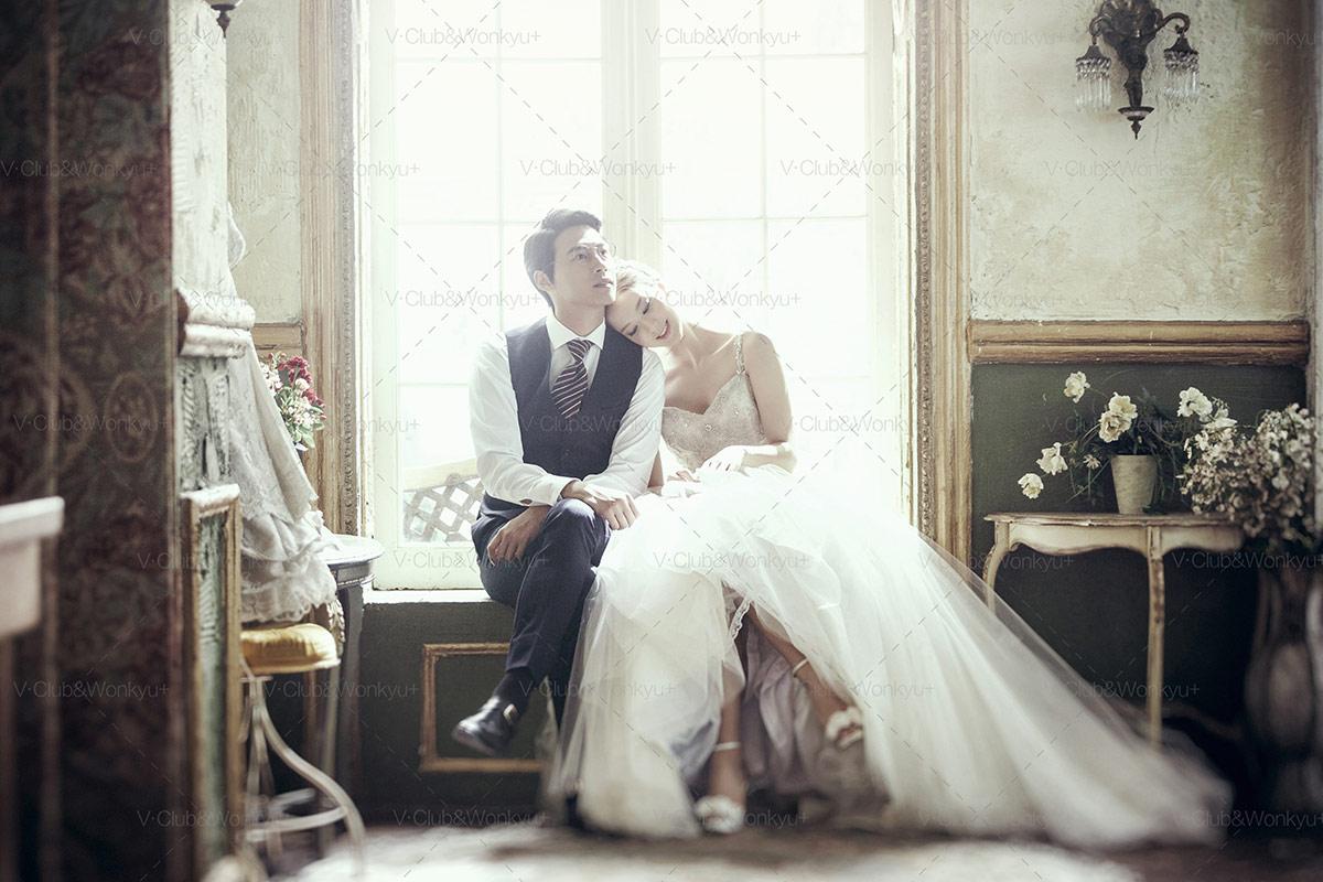 時尚經典婚紗攝影樣片